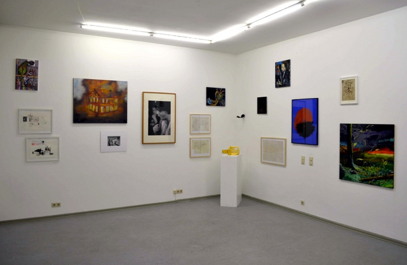 Salon Hansa - Exhibition view