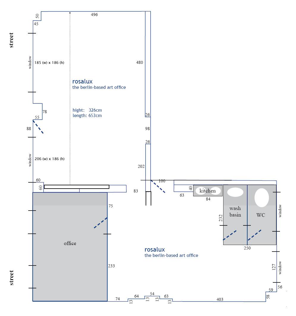 rosalux floorplan